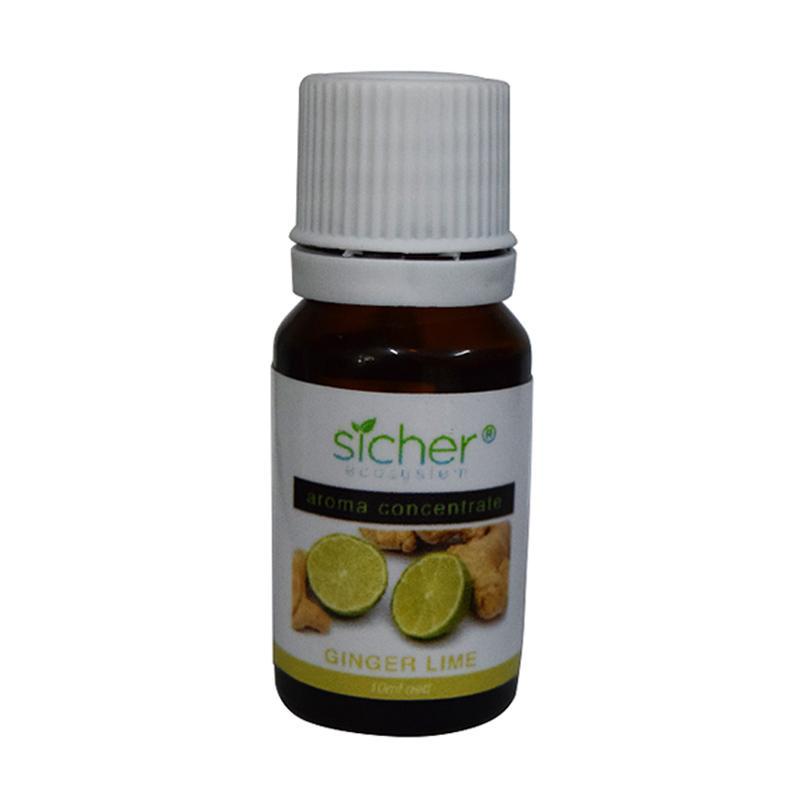 harga Sicher SA 101 Ginger Lime Aromatic Fragrance Refil Pengharum Ruangan [10 mL] Blibli.com