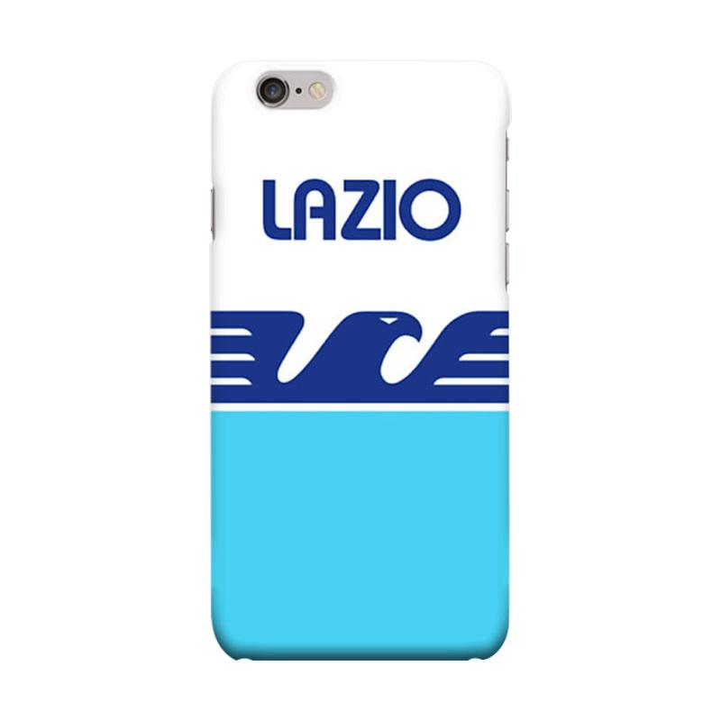 Indocustomcase SS Lazio Cover Casing for iPhone 6 Plus or 6S Plus