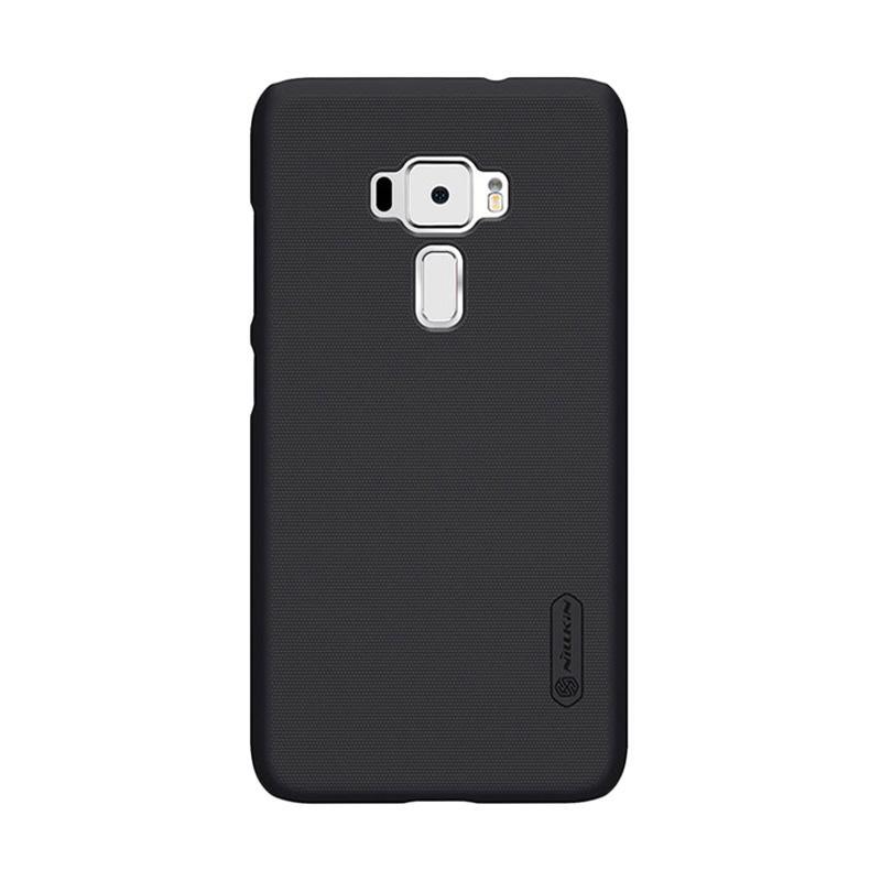 Nillkin Original Super Shield Hardcase Casing for Asus Zenfone 3 5.5 Inch - Black [1 mm]