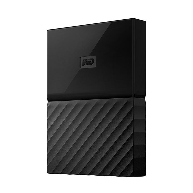 Jual GARANSI RESMI-WD My Passport ULTRA New Design Hard Disk Eksternal Resmi - Hitam [1 TB/ USB 3.0/ 2.5 Inch] Online - Harga & Kualitas Terjamin   Blibli. ...