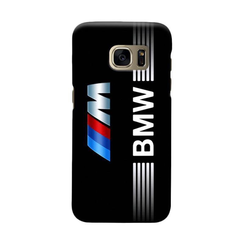Indocustomcase BMW Logo Casing for Samsung Galaxy S7 Edge