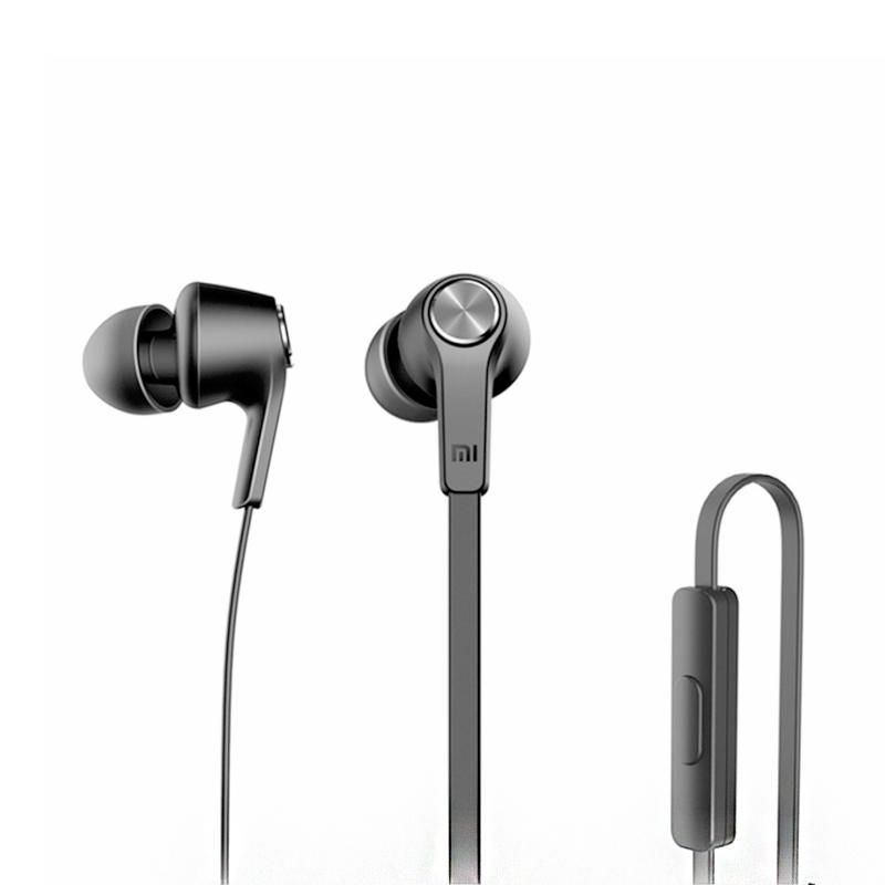 Xiaomi Handsfree Xiaomi Piston 3 Youth Edition In Ear Original 100% Headset Earphone - Black