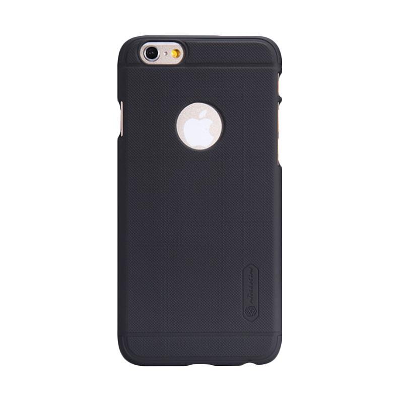 Nillkin Super Shield Original Hardcase Casing for iPhone 6 or iPhone 6S - Black [1 mm]