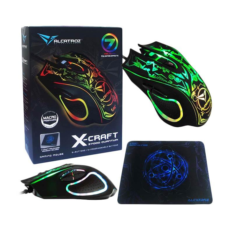 X Craft Z8000noiz Macro Gaming Mouse 6d Usb With. Source · Rp .