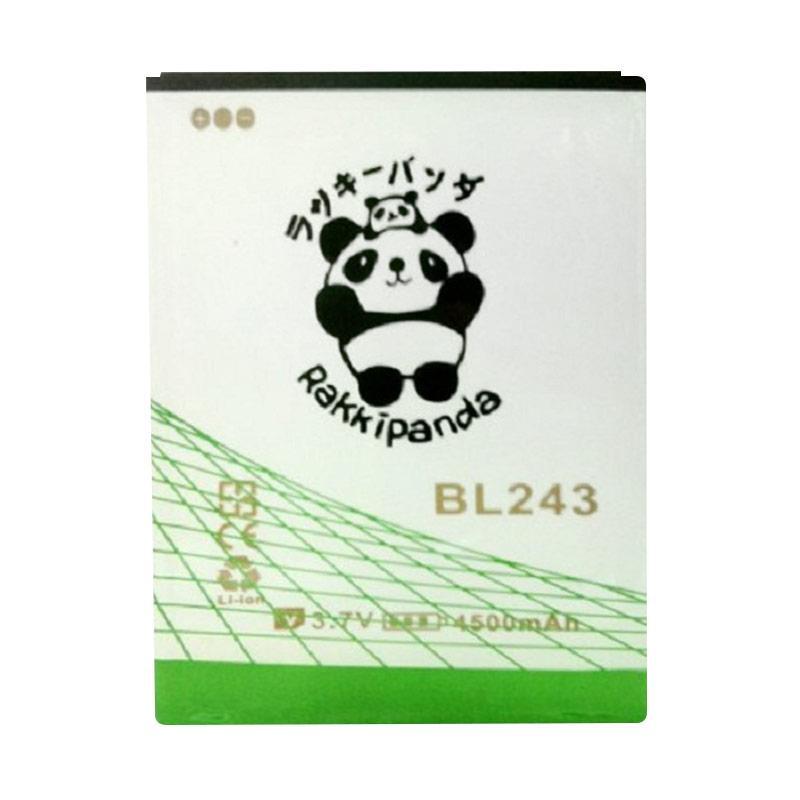 RAKKIPANDA Double Power IC BL-243 Battery for Lenovo A7000/A7000 Plus/A7010/A7010 Plus/K3 Note/K50