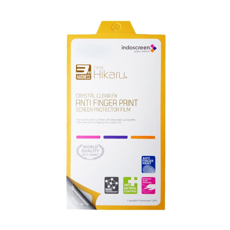 Hikaru Anti Finger Print Screen Protector for Samsung Galaxy J2 Prime - Clear