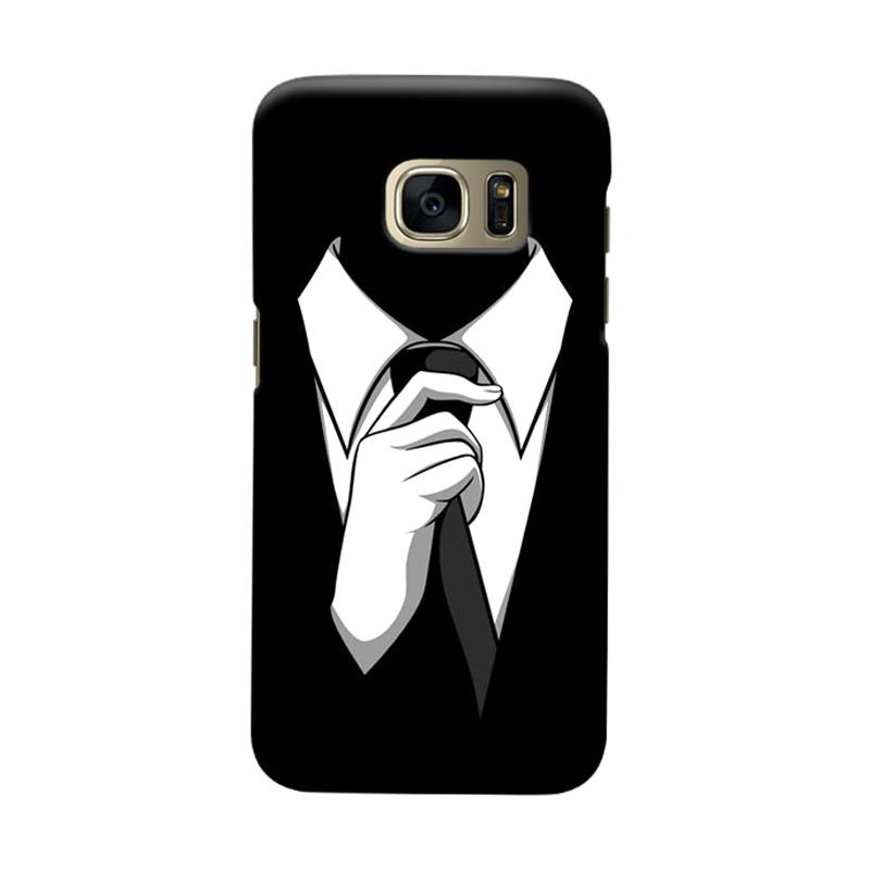 Indocustomcase Anonymous Cover Casing for Samsung Galaxy S6