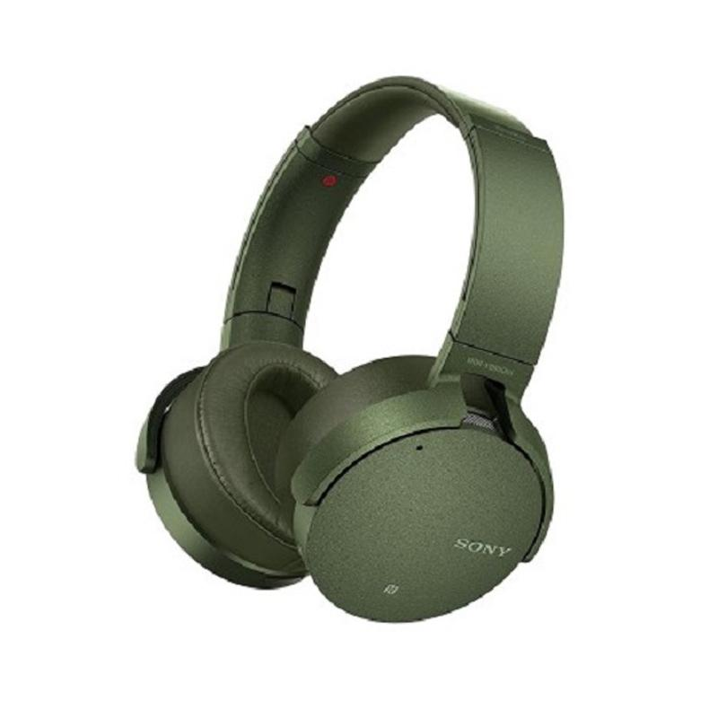 SONY MDR-XB950N1 Extra Bass Wireless Noice Cancelling Bluetooth Headphone - Hijau