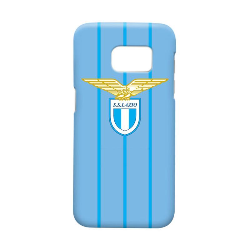 Indocustomcase SS Lazio Casing for Samsung Galaxy S7 Edge