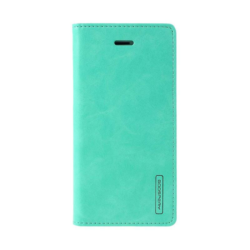Mercury Goospery Bluemoon Flip Cover Casing for Samsung Galaxy A5 2017 - Mint