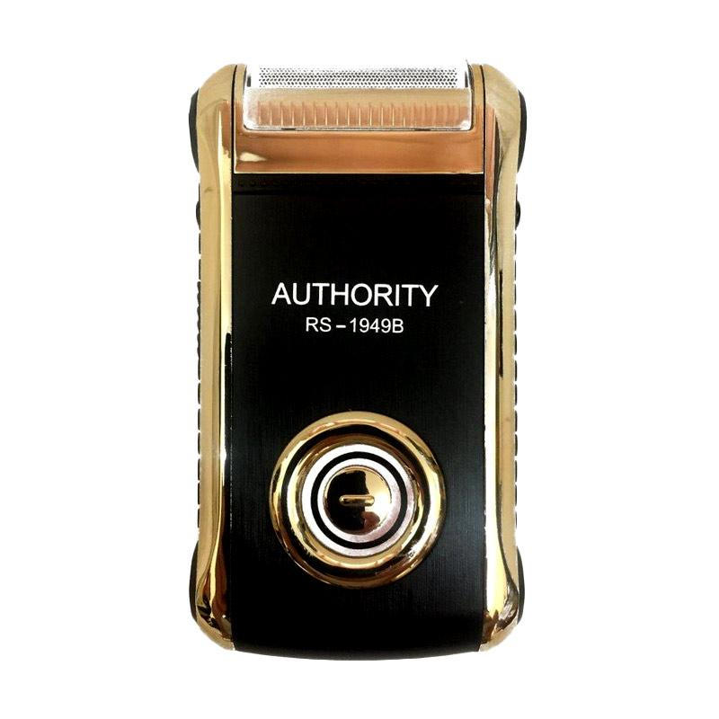 Grosirunik99 RS-1949B Authority Rechargeable Electric Shaver Alat Cukur
