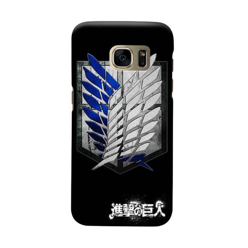 Indocustomcase Scouting Legion Casing for Samsung S6 Edge