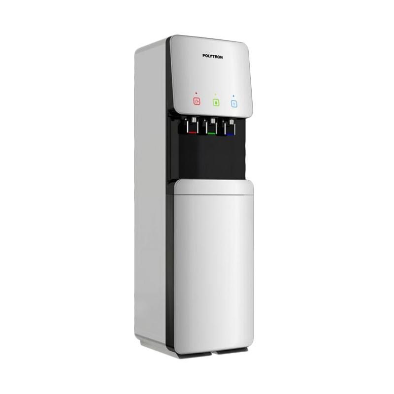 POLYTRON PWC777 Dispenser Air - Putih [Bottom Loading]