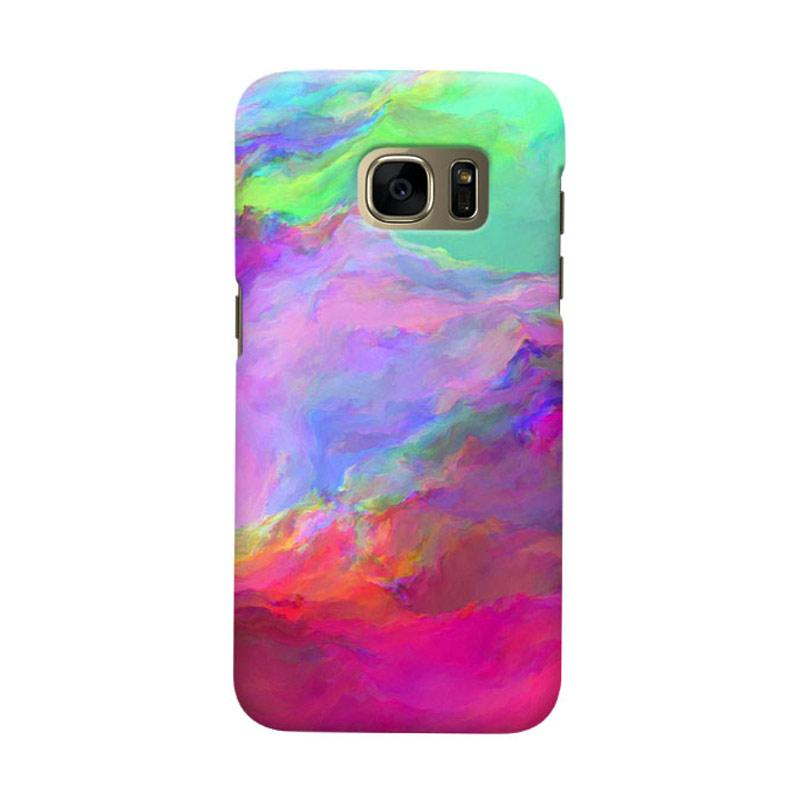 Indocustomcase Couldron Cover Casing for Samsung Galaxy S6 Edge