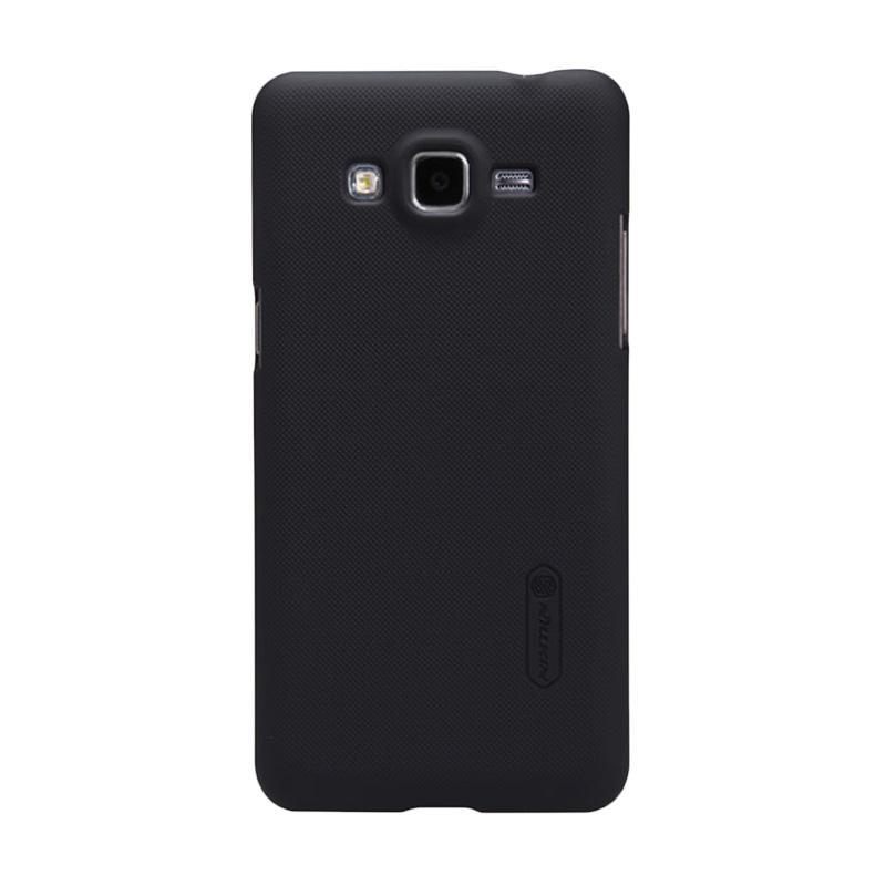 Nillkin Original Super Shield Hardcase Casing for Samsung Galaxy Core Prime - Black [1 mm]