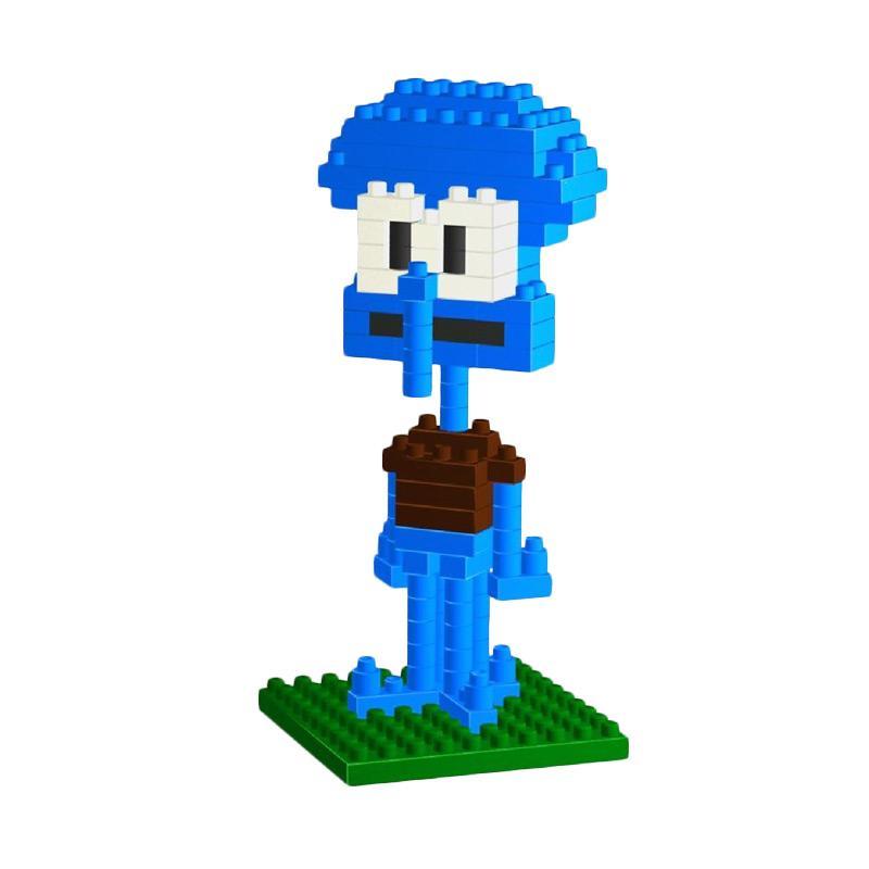 Loz Gift 9145 Mainan Blok dan Puzzle [Medium]