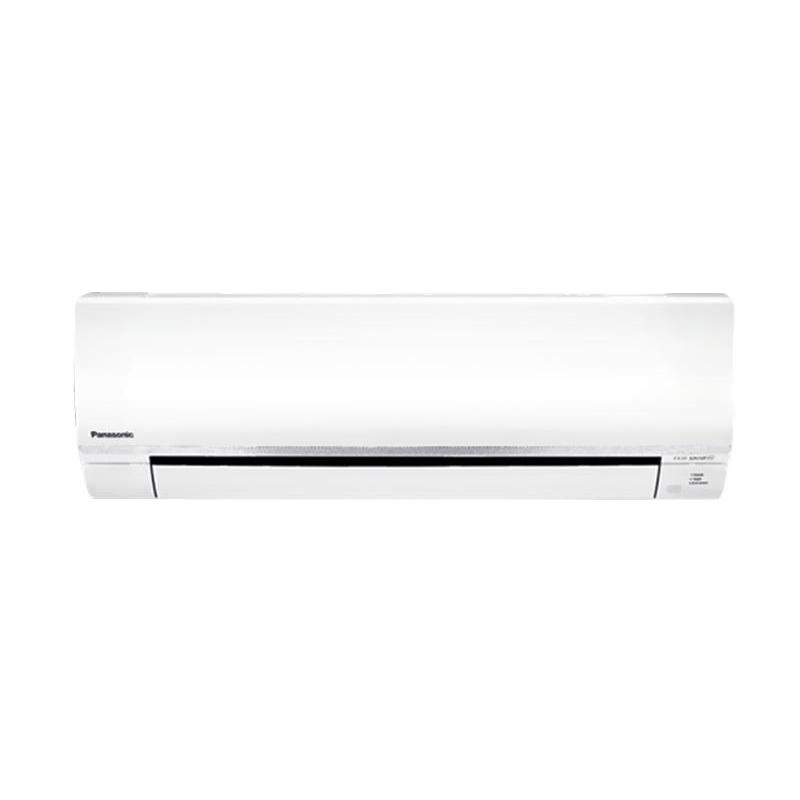 PANASONIC CS-KN5SKJ Low Watt Eco Smart Series AC Split [0.5PK/Khusus Jadetabek]