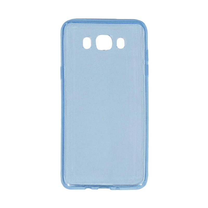 VR Ultrathin Silicone Jellycase Softcase Casing for Samsung Galaxy J7 2016 or J710 - Blue