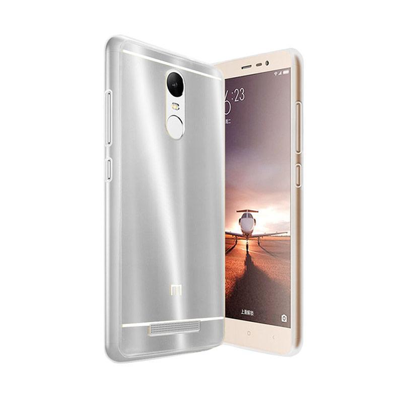 Case Aluminium Bumper Slide Mirror Casing for Xiaomi Redmi Pro - Hitam [Best Seller]