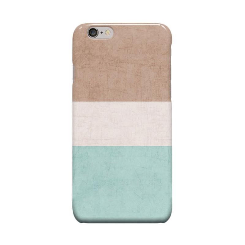 Indocustomcase Beach Classic Cover Casing for iPhone 6 Plus or 6S Plus