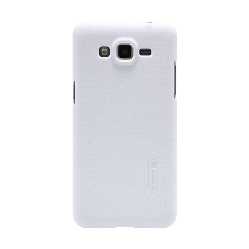 Nillkin Super Shield Original Hardcase Casing for Samsung Galaxy Grand Max - White [1 mm]