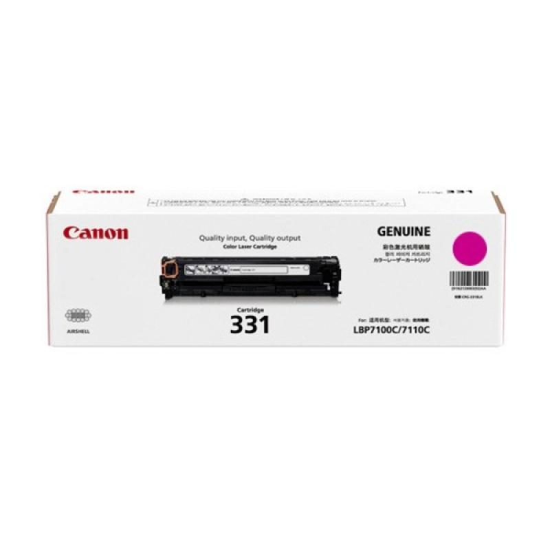 Canon Cartridge 331 Original Toner untuk Mesin Fotocopy ICMF8210cn atau MF8280cw - Magenta