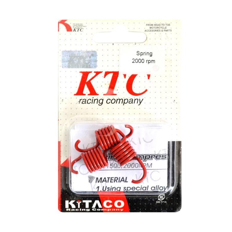 KTC Per Kopling Otomatis for Yamaha Mio - Merah [PRK3092-Merah]