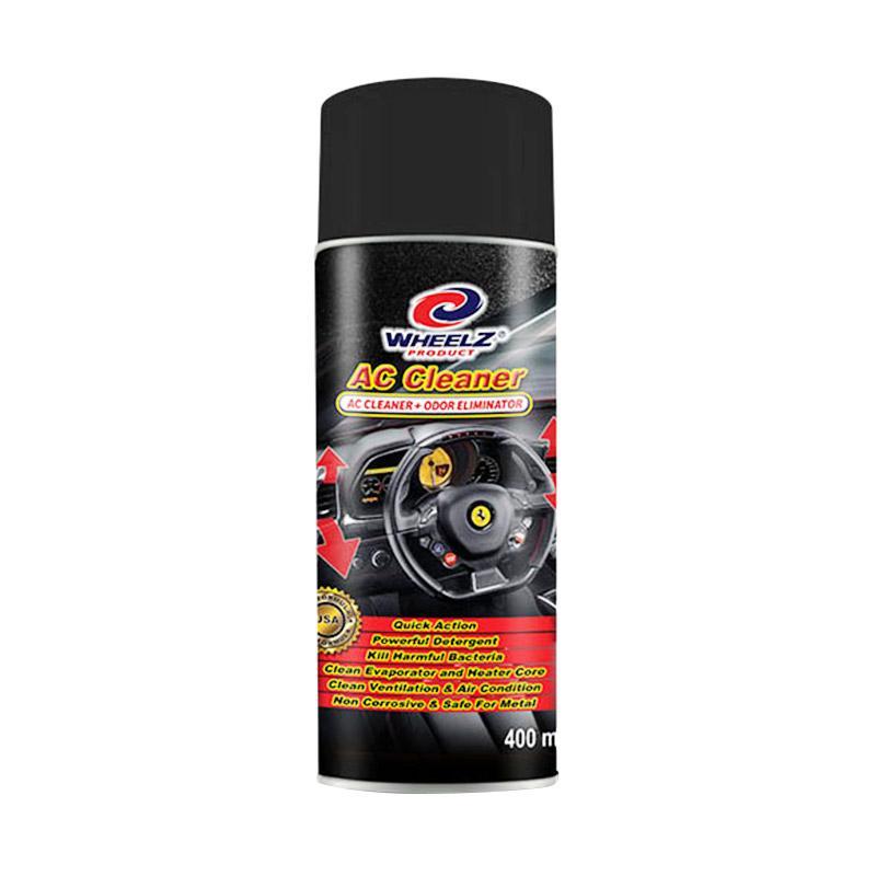 Wheelz Product AC Cleaner Cairan Pembersih Evaporator Untuk AC Mobil dan Rumah