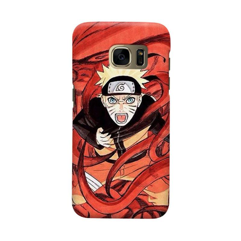 Indocustomcase Anime Naruto Character N05 Casing for Samsung Galaxy S6