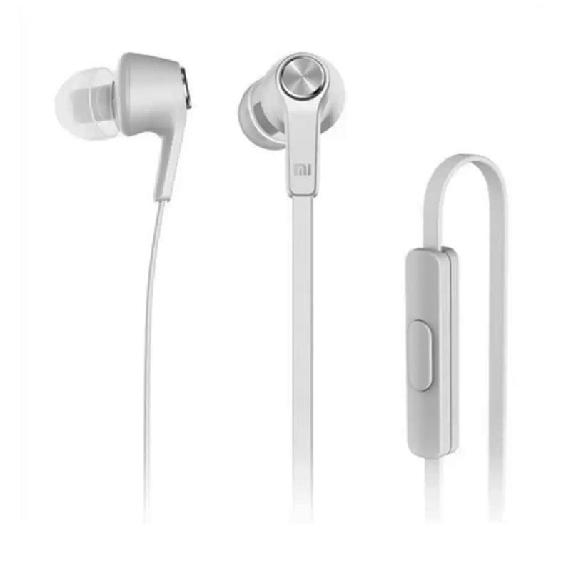 Xiaomi Handsfree Xiaomi Piston 3 Youth Edition In Ear Original 100% Headset Earphone - White