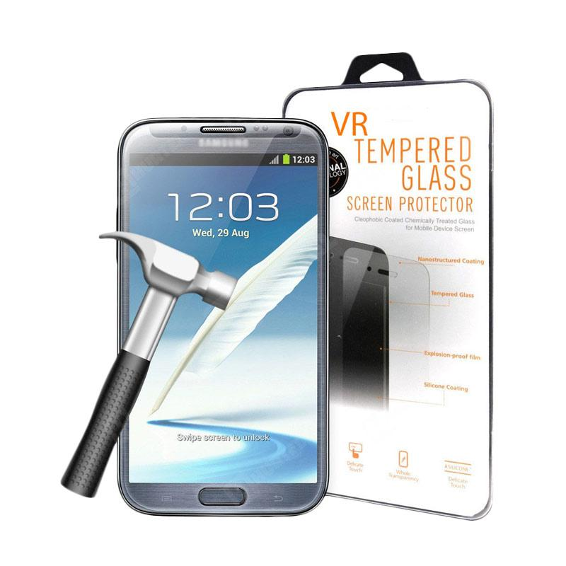 VR Tempered Glass Screen Protector for Smartfren Andromax L Anti Gores Kaca / Temper Kaca - Clear