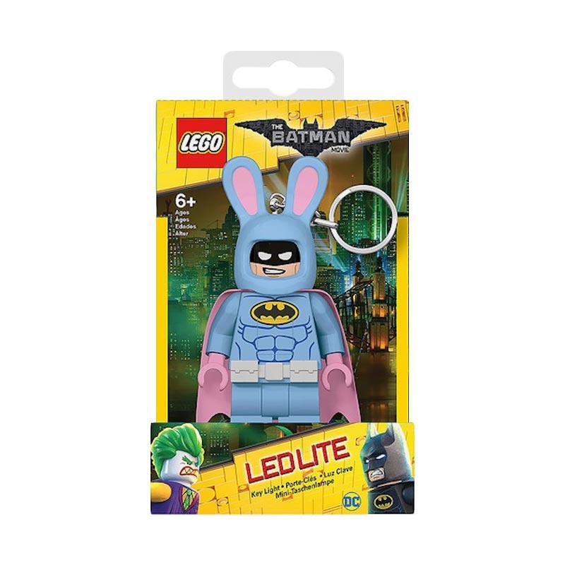 LEGO LEDLITE Super Heroes Batman Movie Easter Bunny Batman LGL-KE103B Gantungan Kunci