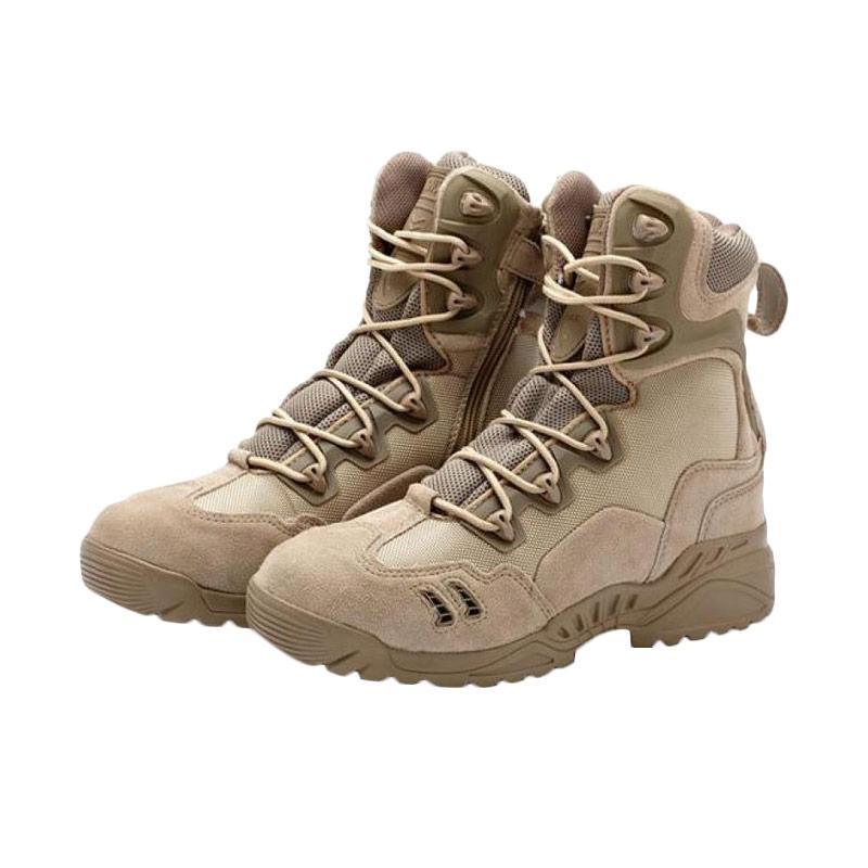 harga Magnum Spider Boots Pria dan Wanita Millitary Fashion 8 inch Sepatu Pria - Coklat Blibli.com