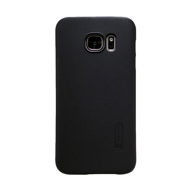 Nillkin Super Shield Original Hardcase Casing for Samsung Galaxy S7 Edge - Black [1 mm]