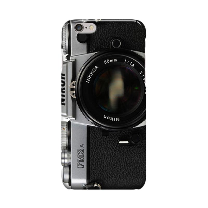 Indocustomcase Camera Nikon F3 Casing for Apple iPhone 6 Plus or 6S Plus