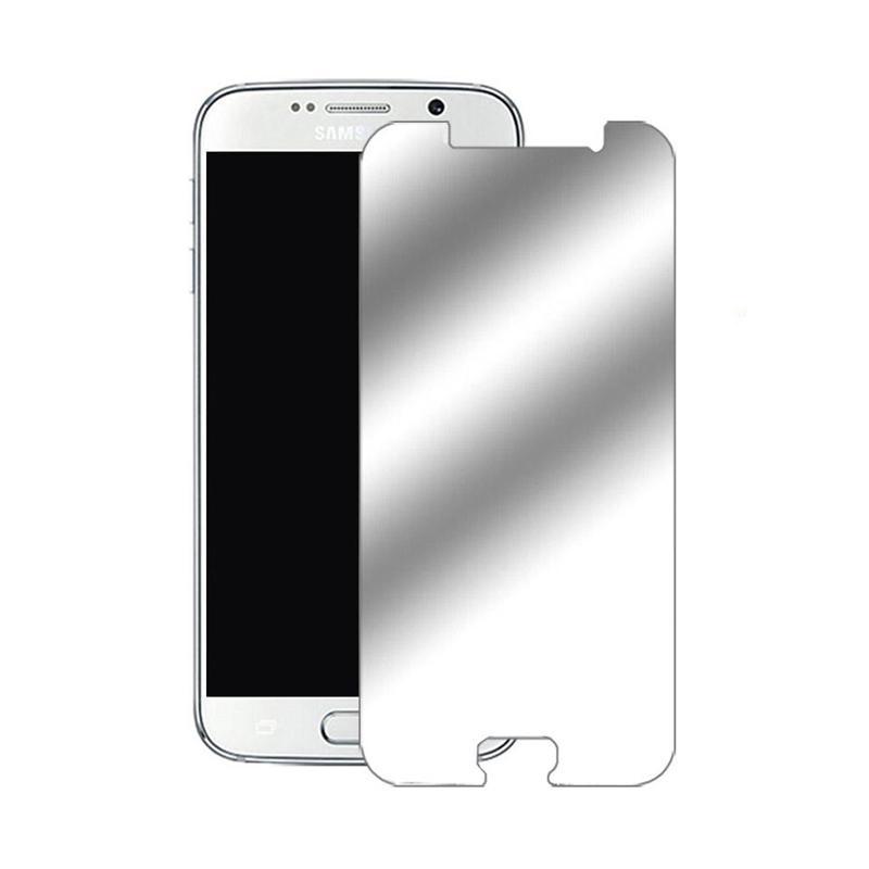 Kimi Mirror Anti Gores Screen Protector for Samsung Galaxy S6 Edge [High Quality]