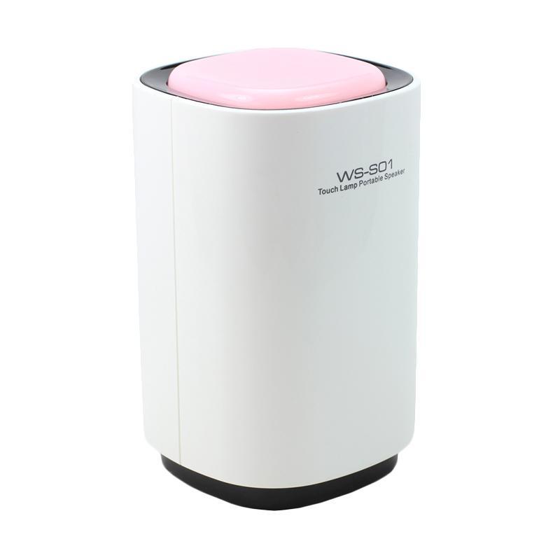 Tokokadounik Home WS-S01 10in1 Bluetooth Touch Lamp Portable Speaker