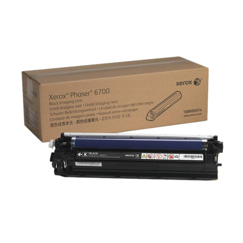 Fuji Xerox 108R00974 Toner for Printer Docuprint Phaser 6700 - Black [50rb Halaman]