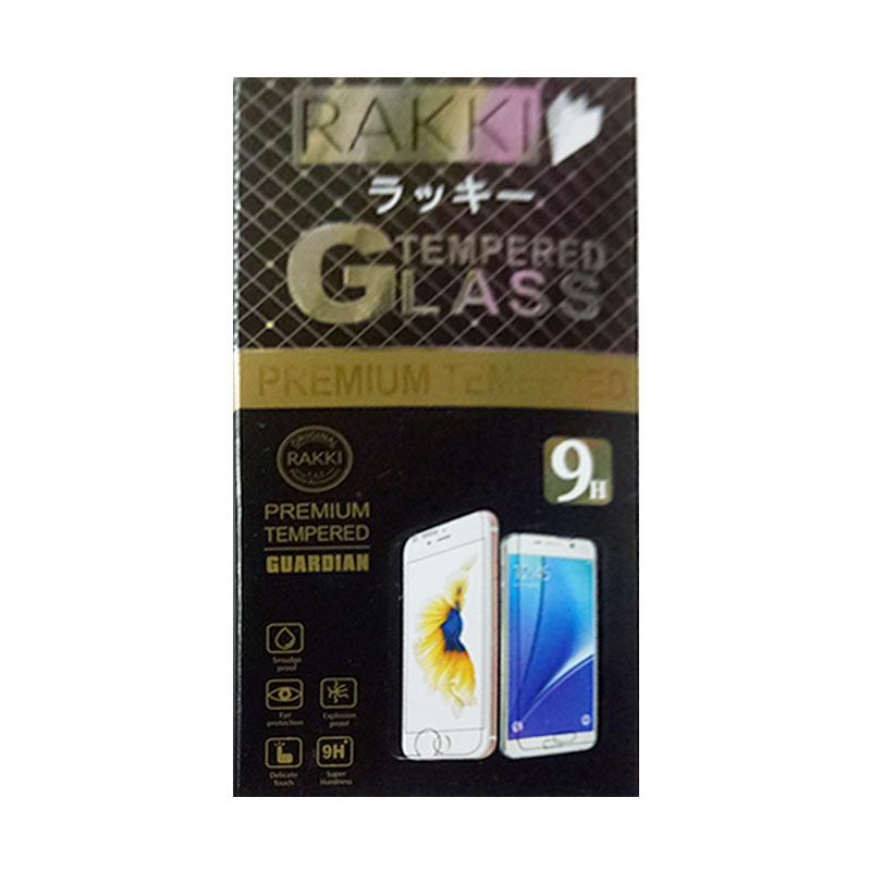 Rakki Glori Premium Tempered Glass Screen Protector for Asus Zenfone 3 Max 5.5 Inch [0.3mm]