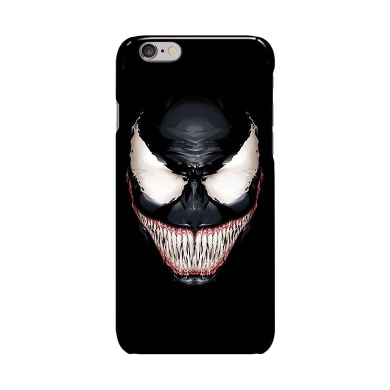 Indocustomcase Venom 2 Cover Casing for Apple iPhone 6 Plus or 6S Plus