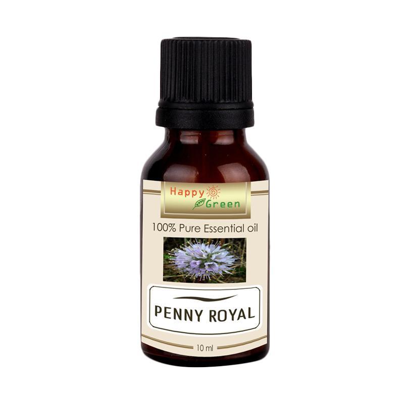 HAPPY GREEN Penny Royal Essential Oil [10 mL]