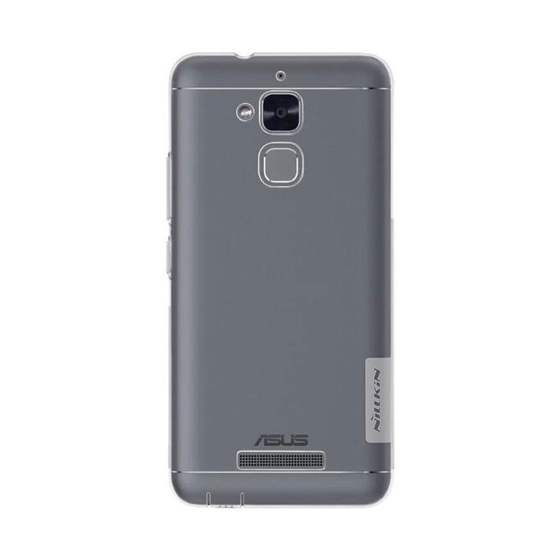 Nillkin Original Nature Ultrathin Casing for Asus Zenfone 3 Max 5.2 Inch - Clear [0.6mm]