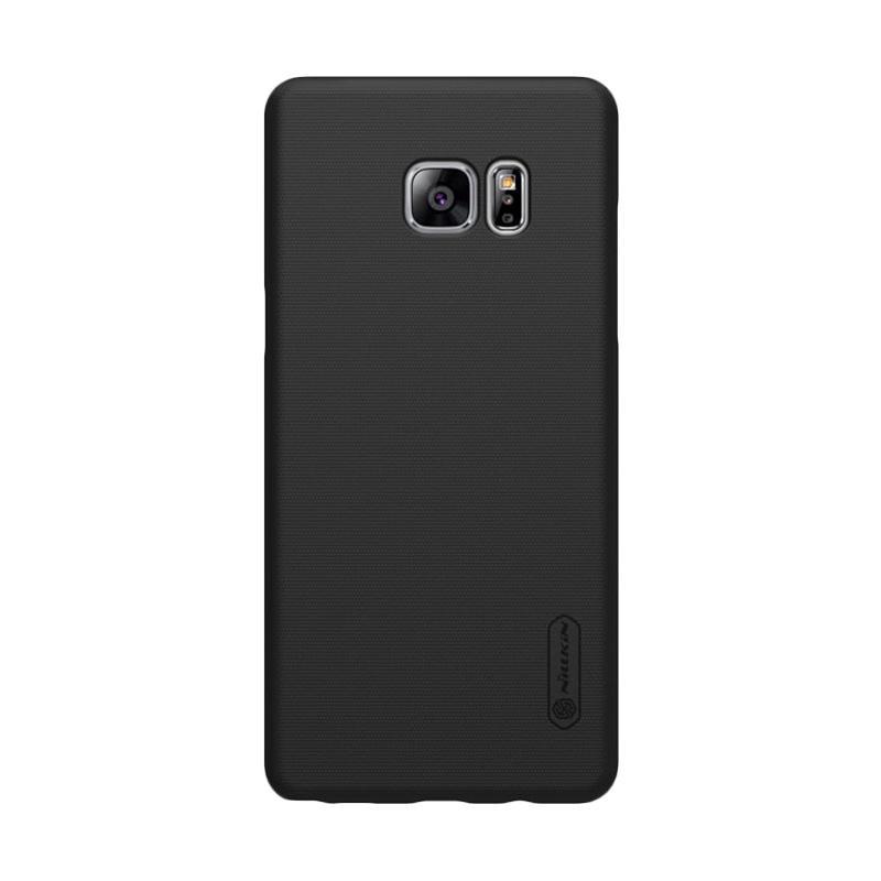 Nillkin Original Super Shield Hardcase Casing for Samsung Galaxy Note 7/FE - Black [1 mm]