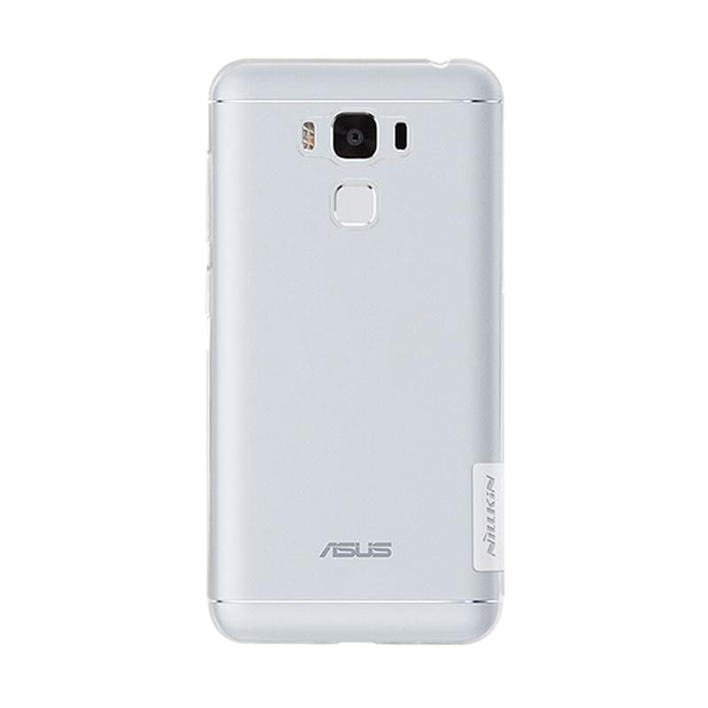 Nillkin Original Nature Ultrathin Casing for Asus Zenfone 3 Max 5.5 Inch - Clear [0.6mm]