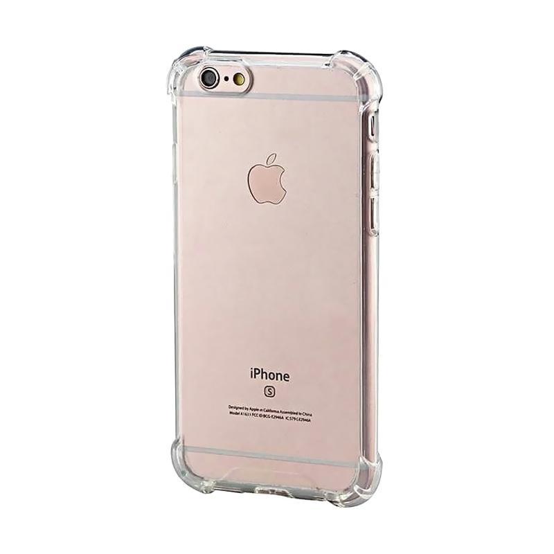 Jual Case Anti Shock / Anti Crack Elegant Softcase for iPhone 5 / 5S / 5G Online - Harga & Kualitas Terjamin | Blibli.com