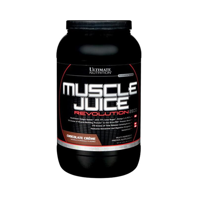 Ultimate Nutrition Muscle Juice Revolution Chocolate - 4.69 lbs