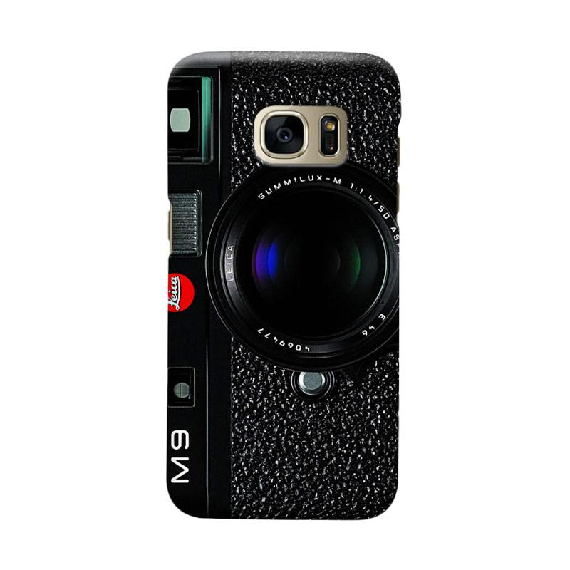 Indocustomcase Leica M9 Camera Cover Casing for Samsung Galaxy S6 Edge
