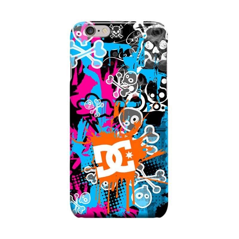 Indocustomcase DC Logo Casing for Apple iPhone 6 Plus or iPhone 6S Plus