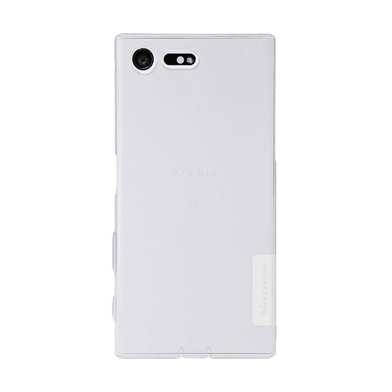 Nillkin Original Nature Ultrathin Casing for Sony Xperia X Compact - Clear [0.6mm]