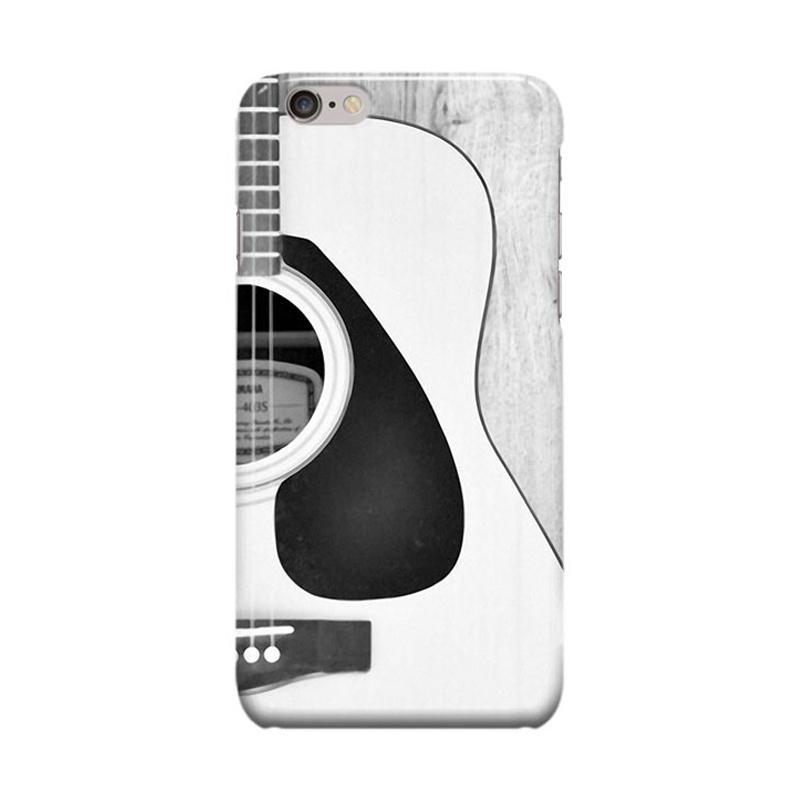 Indocustomcase Guitar Cover Casing for Apple Iphone 6 Plus or 6S Plus